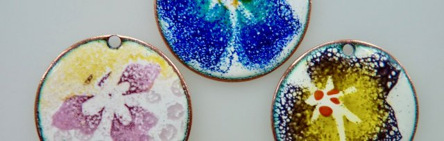 Introduction to Enamelling with Sally Davis - £74