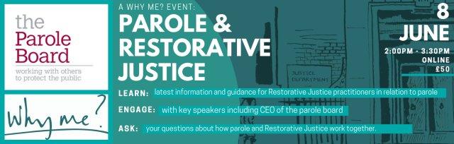 Parole and Restorative Justice