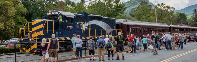 March 28th, 2020 Spring Great Smoky Mountain Train Excursion