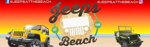 Jeeps at the Beach 2020 ~ Jeeps Around the Lake Interactive Drive