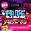 Pop Curious? + Girls Night Out Pride 2020 at Brickhouse Social, Manchester (Saturday 29th August 2020) image
