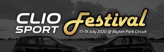 ClioSport Festival 2020