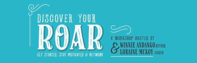 Discover Your Roar workshop!