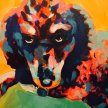 "Paint & Sip ""Pop Dog"" at 11am $22 image"
