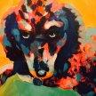 Paint & Sip! Pop Dog at 7pm $35 image