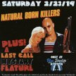 Natural Born Killers Plus Mystery Double Feature-    Side-Show Drive-in Experience  (9:45PM/ 9:15pm GATES) image