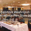 Baltimore/Washington International Pen Show 2019 - Tickets - March 1, 2, 3, 2019   image