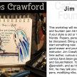 Cartooning with Fountain Pens -  Presenter: Jim Crawford image