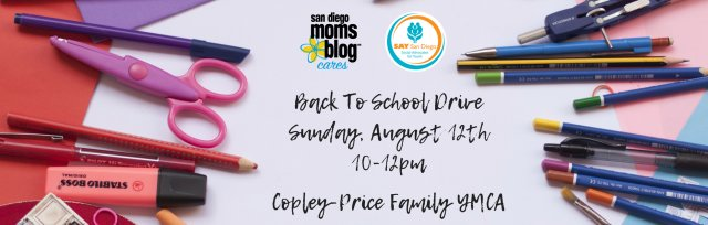 SDMB Cares Back to School Drive Launch Event