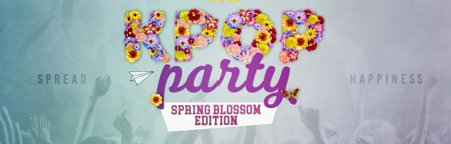 Swansea> Young Bros K-pop Party x 'Spring Blossom' Edition!