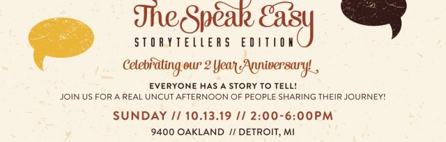 The Speak Easy: Storytellers Edition
