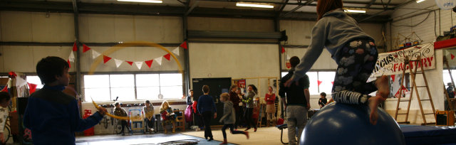 Easter Circus Youth Camp