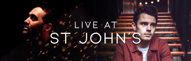 Live at St John's • Tom Heath • Chris Mossop