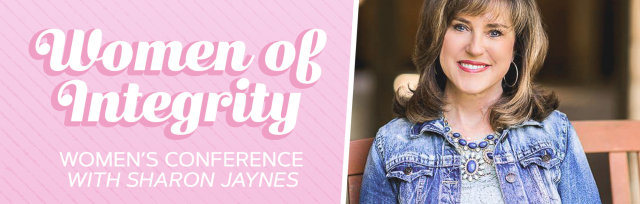 WOI Women's Conference with Sharon Jaynes