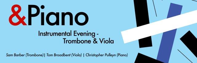 &Piano Event 3 - Instrumental Evening