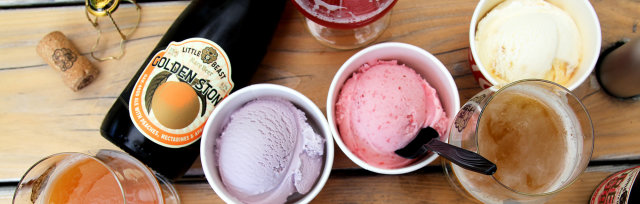 Meltdown: Salt & Straw Meets Little Beast Brewing