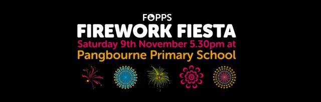 FOPPS Firework Fiesta 2019