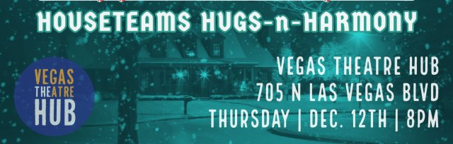 Happy Holidayprov: Houseteams Hugs-n-Harmony