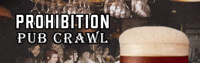 Visalia's Prohibition Pub Crawl