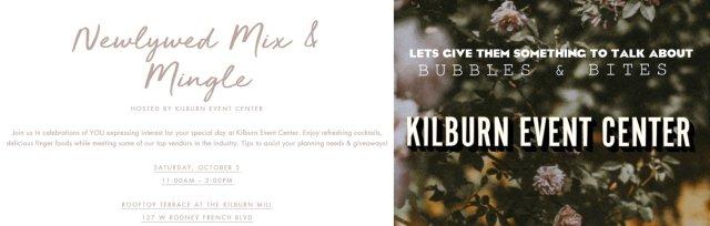 Kilburn Event Center Mix & Mingle