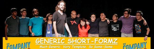 The Company Players: 'GENERIC SHORT-FORMZ'