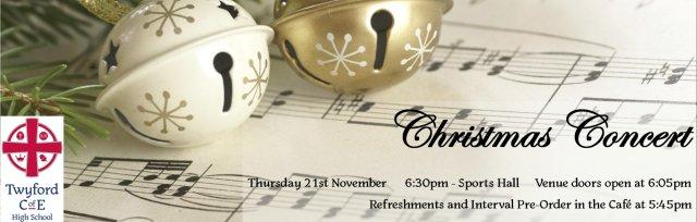 Twyford Christmas Concert