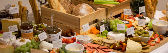 The Welsh Cheese Company Pop-Up Cheeseboard