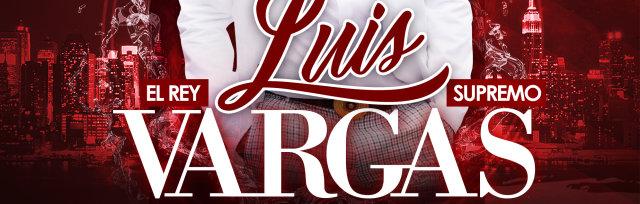 Luis Vargas en Concierto