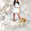 Latin Christmas White-Out Party image