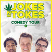 Jokes and Tokes Comedy Tour image