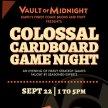 Colossal Cardboard - Ann Arbor image