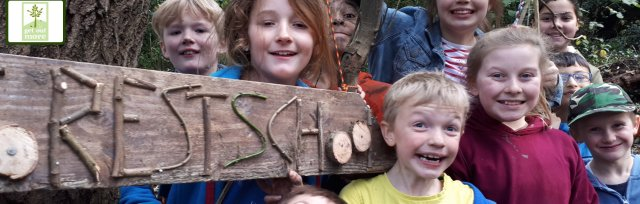 All for Play May holiday forest school - Park Wood, Keighley