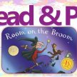 Read & Paint - Room on the Broom - October - 11am image