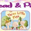 Read & Paint - 3 Little Pigs - February - 11:15am image