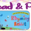 Read & Paint - The Rhyming Rabbit - March - 11:15am image