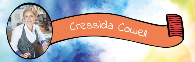 An audience with Cressida Cowell - Author of How to Train your Dragon