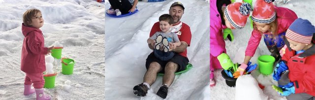 Saturday, 27 June 2020 - Snow4Kids Festival 2020