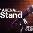 02.01.20 9:30PM 1 Mic Stand (Stand-up Comedy) image