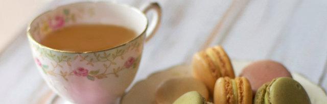 Parent & (Pre)Teen Class: Afternoon Tea Time