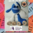 ONLINE RAFFLE - Saltire SK8 Monster. Help to raise funds for Action for Pulmonary Fibrosis image