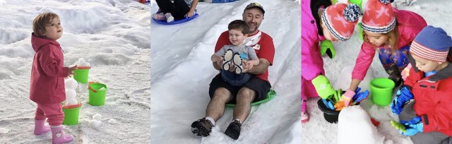 Monday, 1 July 2019 - Snow4Kids Festival 2019