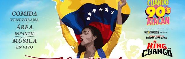 Día de Venezuela 2019