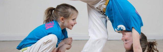 Brazilian Family Day (Short animation + Capoeira Workshop) at IberoDocs 6th edition