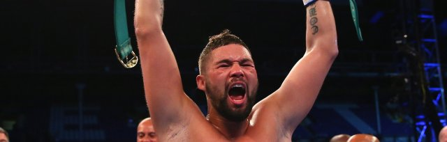 An Evening With Tony The Bomber Bellew
