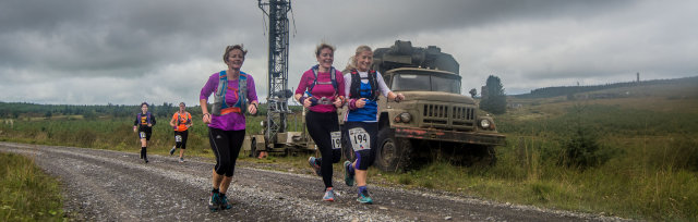 RAFBF Spadeadam Half Marathon