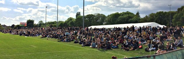 London Big Day Out at Grasshoppers RFC