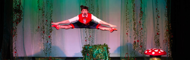 The Teddy Bears Picnic - Dance Theatre Show at Sutton Central Library