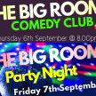 Comedy Club and Party Night Combo Deal image