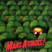 Tim Burton's MARS ATTACKS!-  at the  DRIVE-IN ALLEY Xperience!  (11:35pm SHOW / 11:10 GATE) ---///--- image