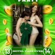 Get Lucky St. Patrick's Party - HOTEL TAKEOVER image